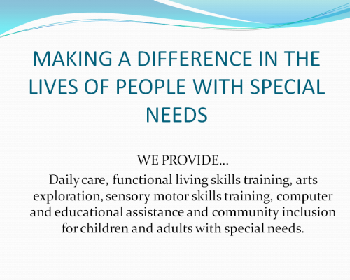 Slide2 Special Needs