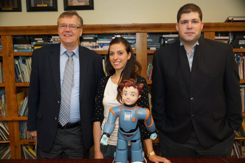 robots r autism project team