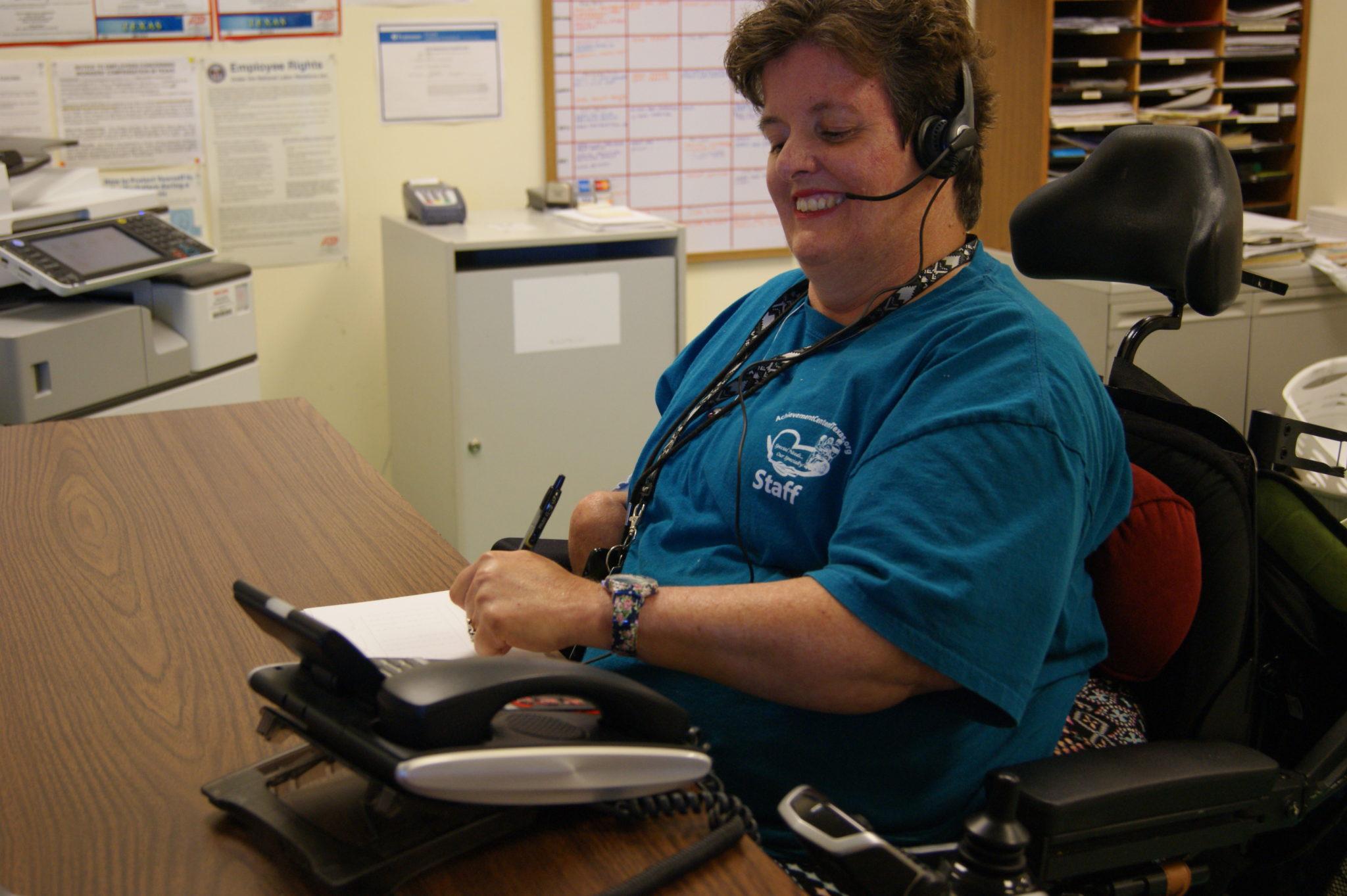 Contact Achievement Center of Texas