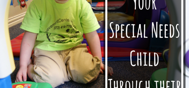 Loving Your Child with Special Needs through Their Tantrums