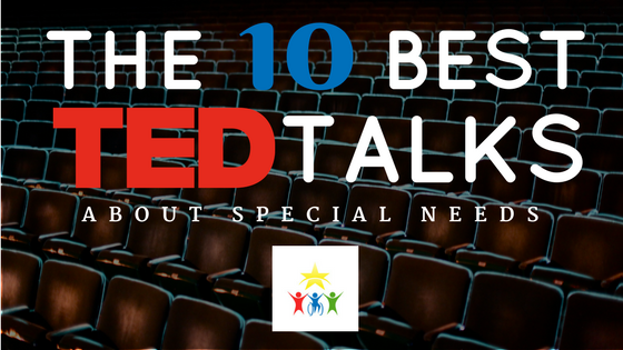 The 10 Best TED Talks about Special Needs