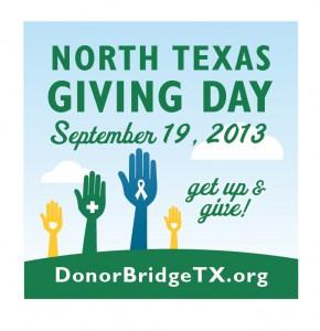 Donor Bridge North Texas Giving Day 2013