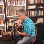 Bobby Berger providing music for World Habitat Day