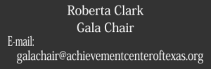 Gala Chair contact information