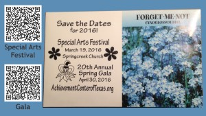 Save The Date Forget Me Not Seed Packets