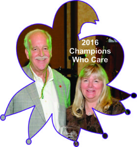 2016 Champions Who Care, Joe and Janet Kobylka