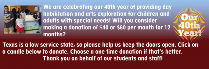 Celebrate our 40th Birthday!