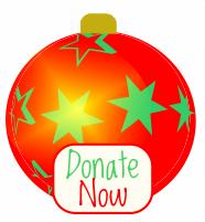 Donate Now Ornament