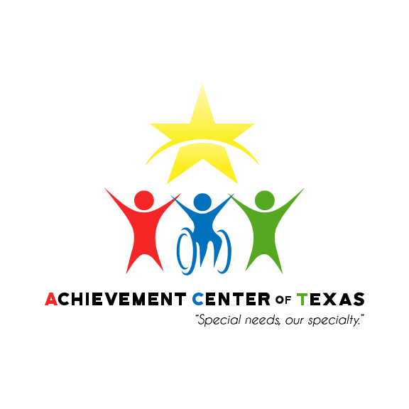 Achievement Logo new logo vertical - achievement center of texas