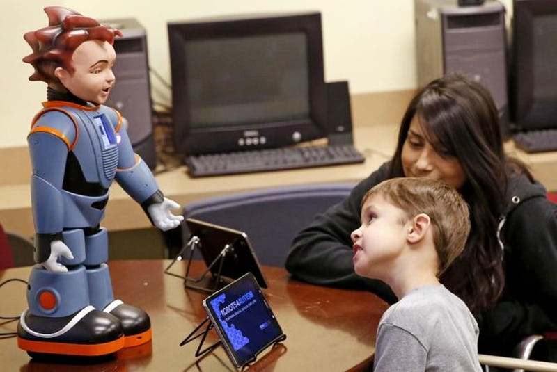 Robot for Autism