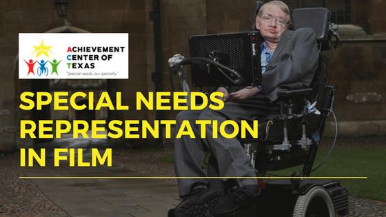 special needs representation in film