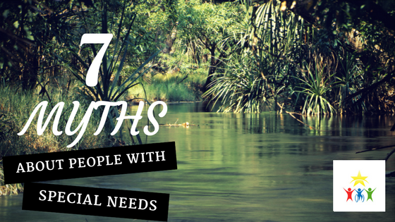 myths about people with special needs