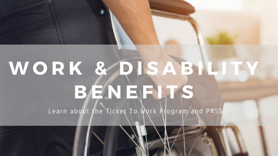 How to work and receive disability benefits