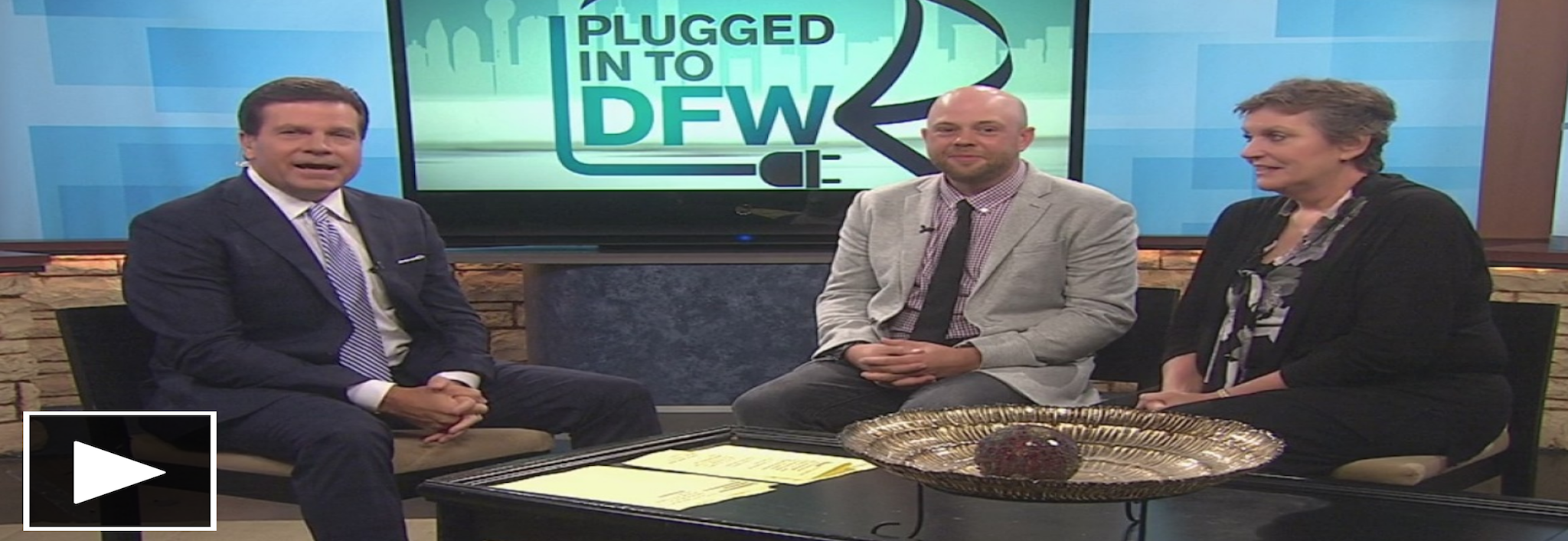 Watch ACT on Plugged Into DFW