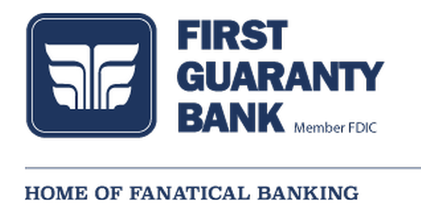 First Guaranty Bank Logo