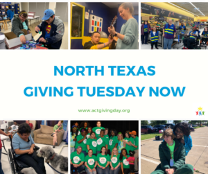 North Texas Giving Tuesday Now