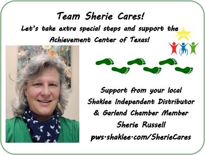 Support Team Sherie Cares!