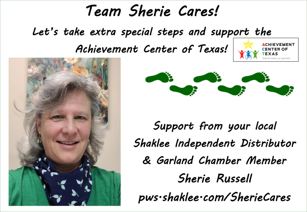Team Sherie Cares Page